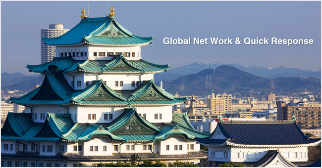 Global Network & Quick Response